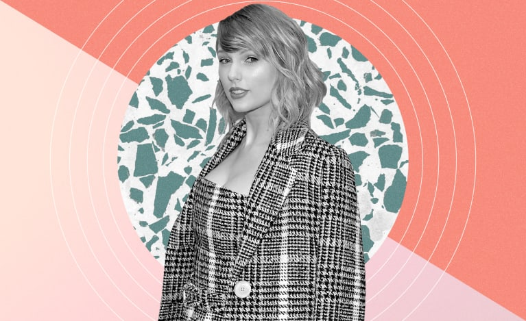 The Simple Way Taylor Swift Combats Unhealthy Thoughts & Calms Her Mind