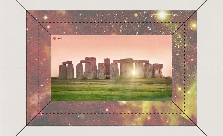 You Can Watch The Summer Solstice At Stonehenge This Year