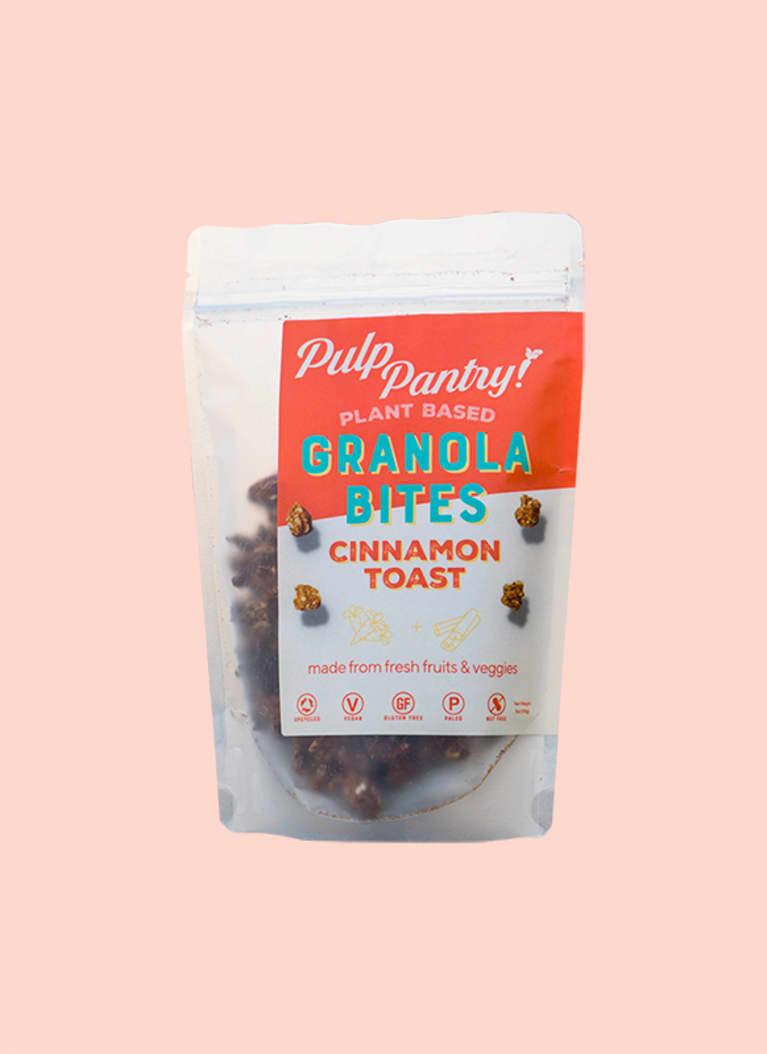 2. Pulp Pantry Granola Bites