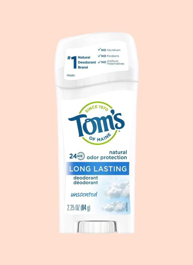 Tom's of main long lasting unscented deodorant
