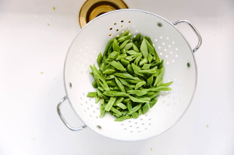 Here's A Healthier Version Of The Iconic Green Bean Casserole