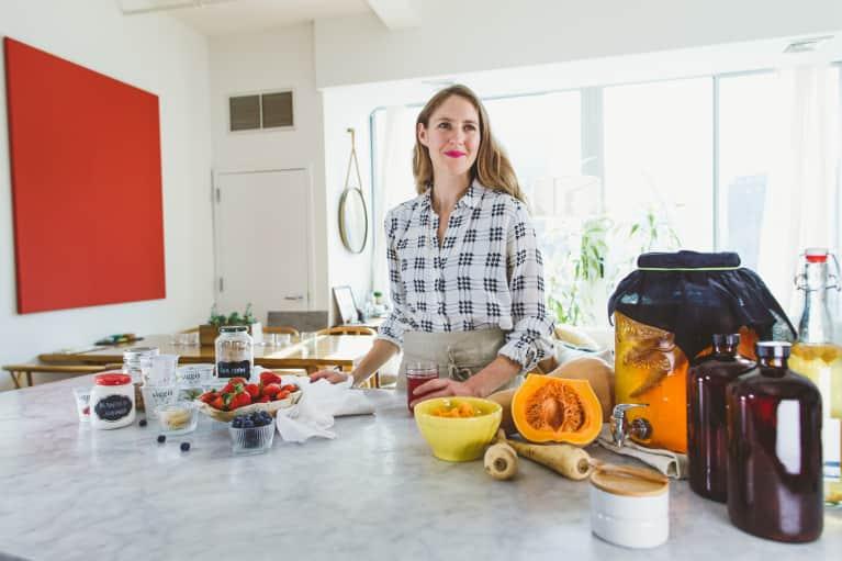 一位天然食品厨师分享她减少糖摄入量的秘诀