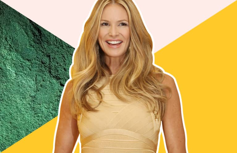 "This ""Crazy"" Elixir Is Supermodel Elle Macpherson's Secret To Eternal Agelessness"
