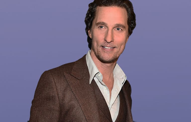The Keys To Fulfilling Relationships, Self-Awareness & Success With Matthew McConaughey