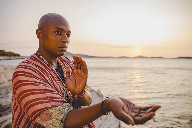 Shaman Durek On Finding Your Purpose & Moving From Fear Into Faith