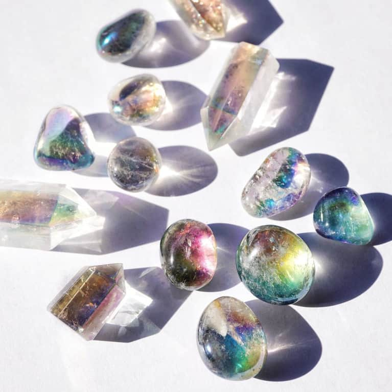 How To Make A Promise To Mama Earth Using Crystals