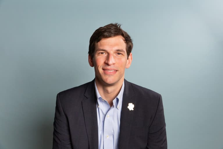 mindbodygreen Podcast Guest David Fajgenbaum, MD, MBA, M.Sc, FCPP