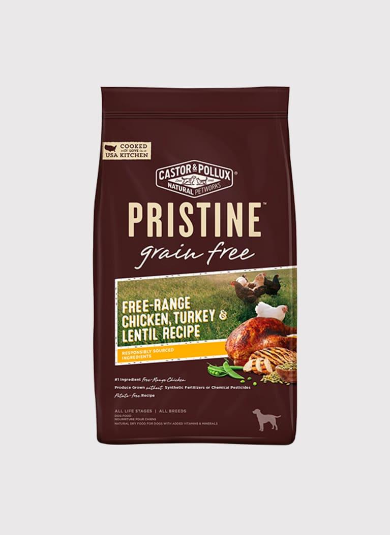 Castor & Pollux Pristine Chicken Turkey & Lentil Recipe