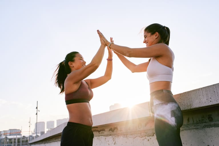 4 Things That Fuel Motivation For Your Next Workout (Even If You're Not Feeling It)