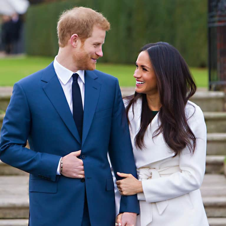 Just In: The Green Beauty Products Meghan Markle May Wear At The Royal Wedding