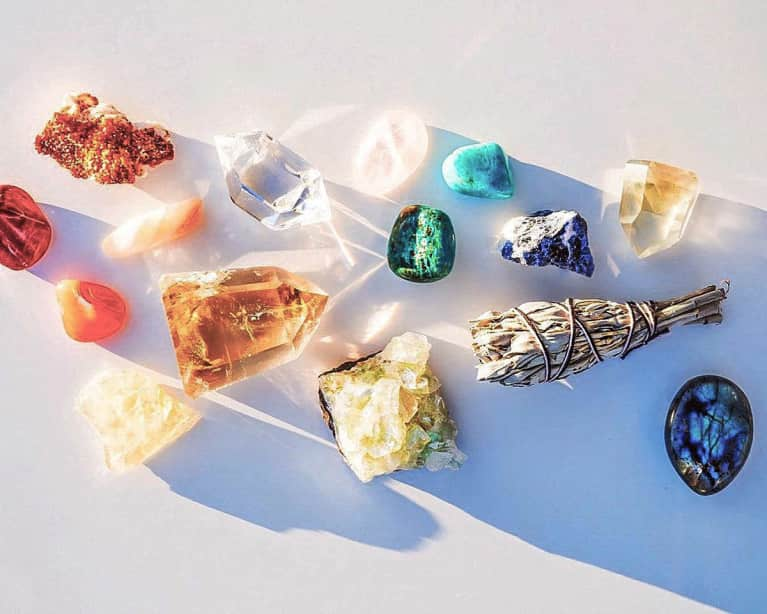 6 Crystals That Are Going To Have A Moment In 2018