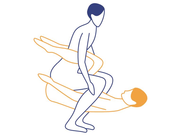 Amazon sex position.