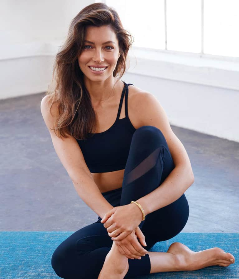 Jessica Biel Shares Why A Natural Birth Isn't Always A Perfect One