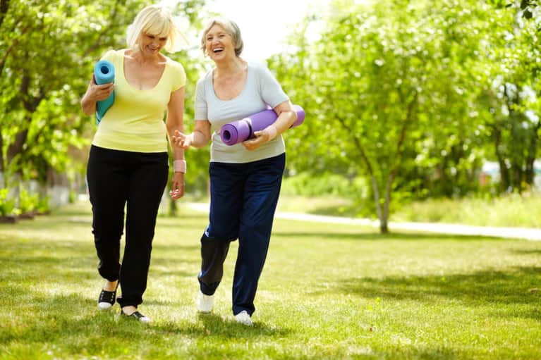 Walking 30 Minutes A Day Can Reduce The Risk Of Breast Cancer