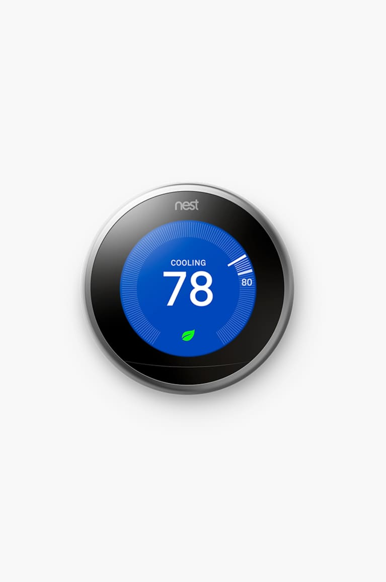 1. A Smart Thermostat