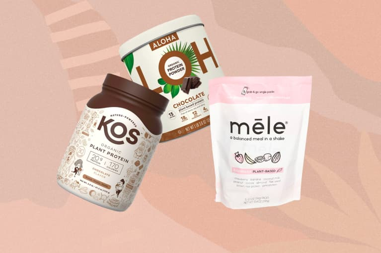Looking For A Plant-Based Protein Powder? We Found The 10 Best Ones