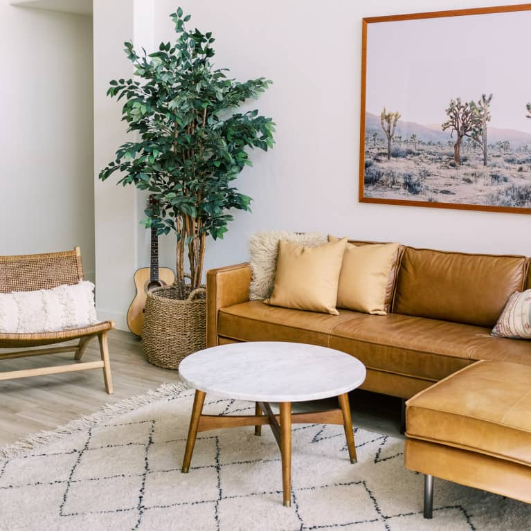 How I Furnished Nearly My Entire Home Without Buying Anything New