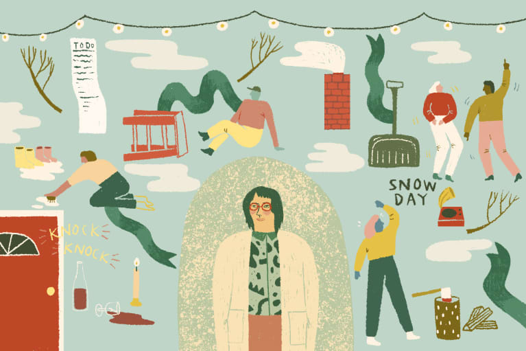 3 Holiday Season Intentions For Getting To January In One Stress-Free Piece