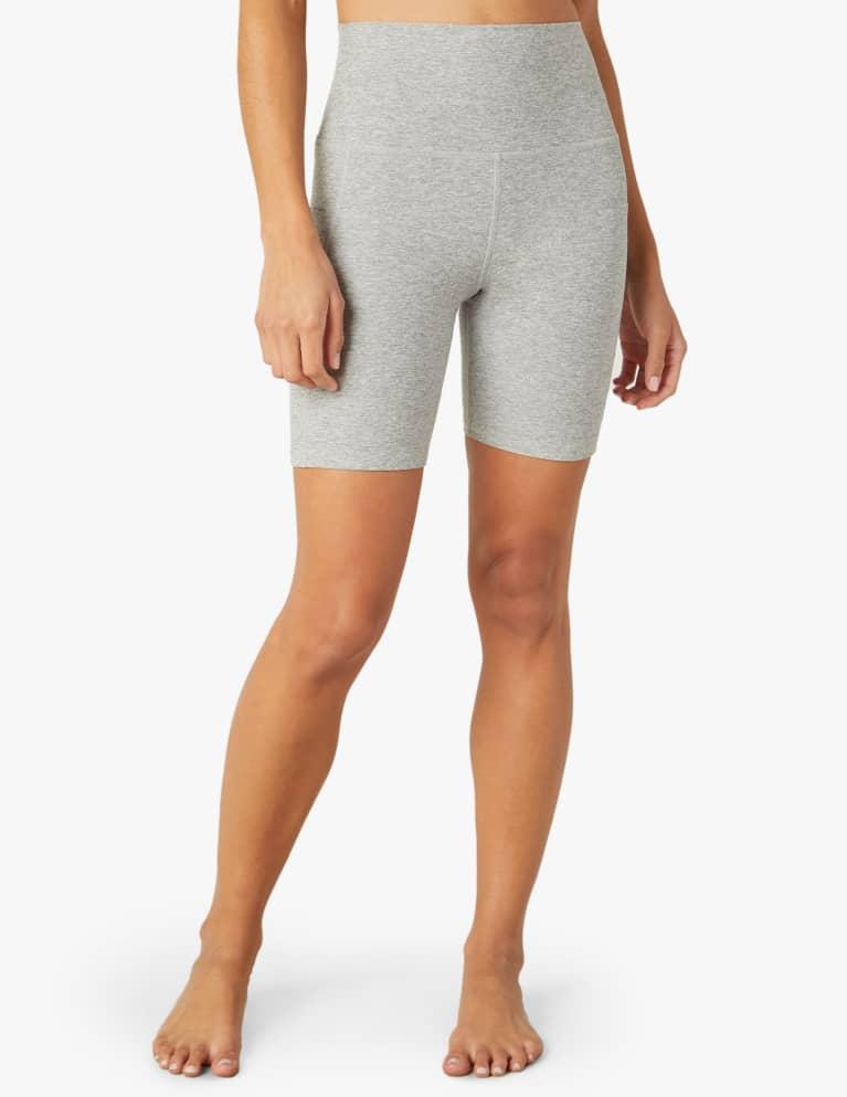Beyond Yoga spacedye shorts