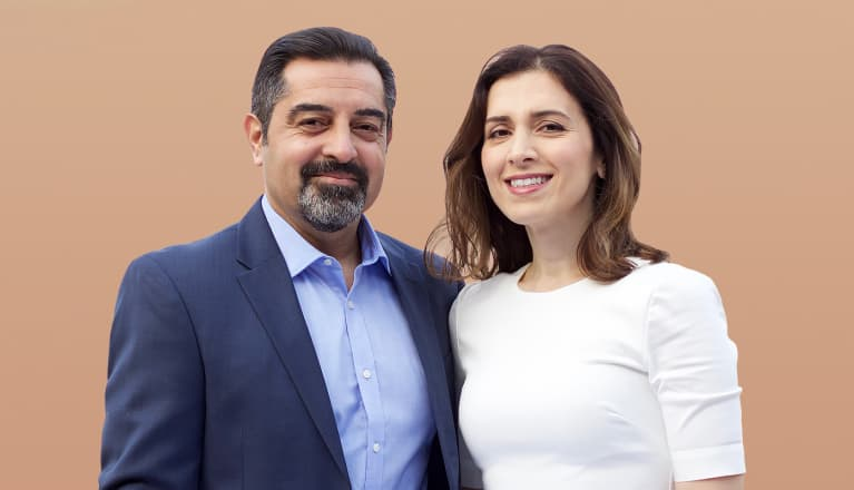 Dean & Ayesha Sherzai, M.D.'s