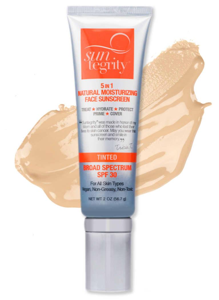 suntegrity 5-in-1 sunscreen