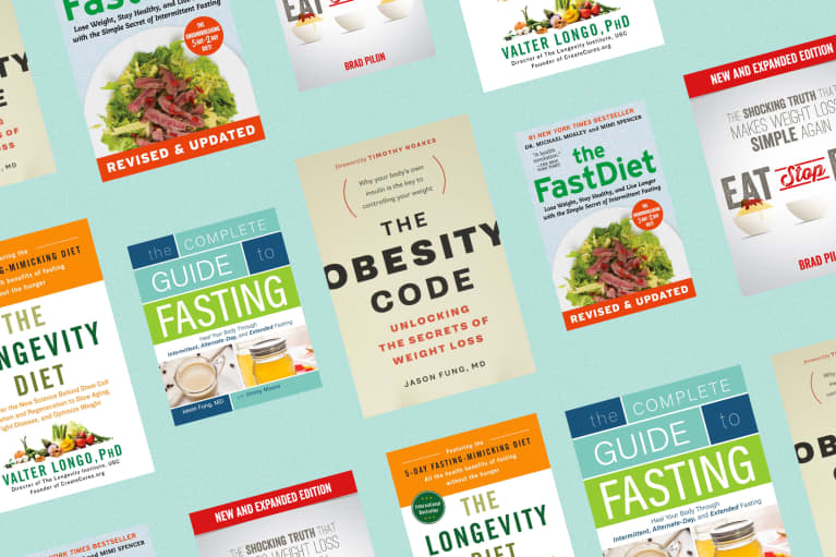 Best intermittent fasting books in 2020