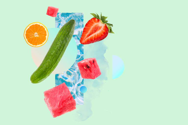 The Most Hydrating Foods on the Planet