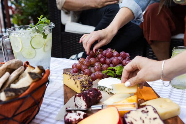 Vine To Table: Why Grapes Are The Perfect Holiday Snack