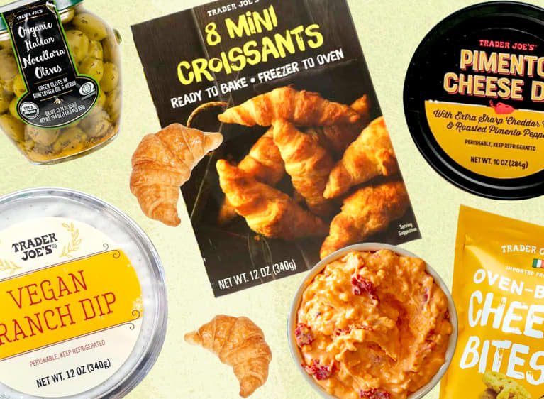 The Best Trader Joe's Products and Snacks For Your Super Bowl Party