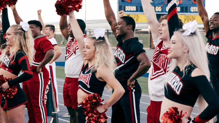 A Neurologist On What We Can Learn About Brain Health From Netflix's 'Cheer'
