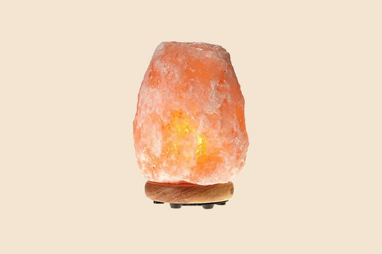 <p>Himalayan Salt Lamp</p>