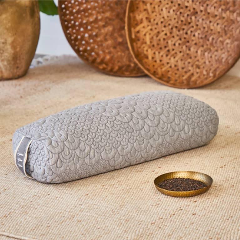Buckwheat Yoga Bolster Cushion
