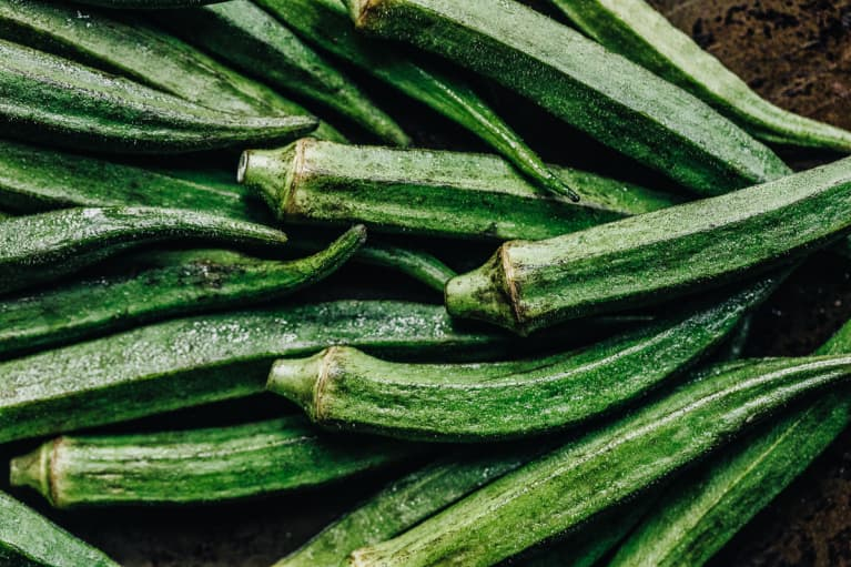 How To Cook Perfect, Slime-Free Okra: 3 Tricks, From An RD