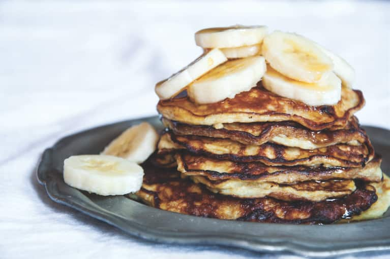 3-Ingredient Pancakes That Are Chock-Full Of Protein