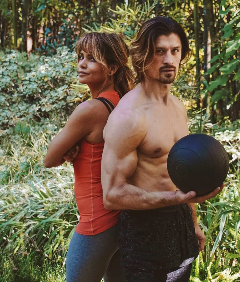 Halle Berry Is Proof That You Can Do Wellness At Any Age