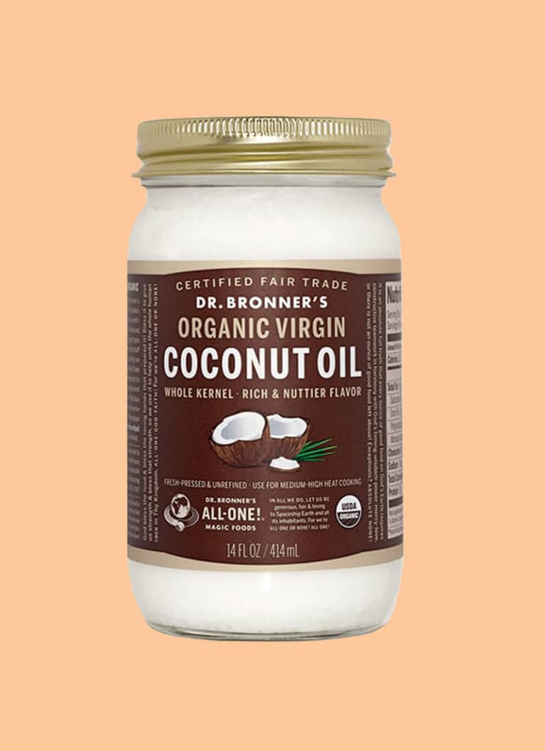coconut oil dr bronners