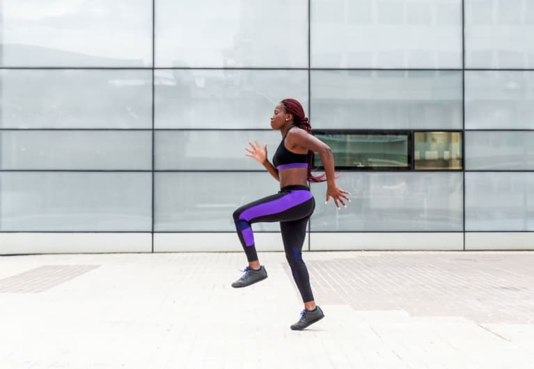 Here's How Long Your HIIT Intervals Should Be, According To Research