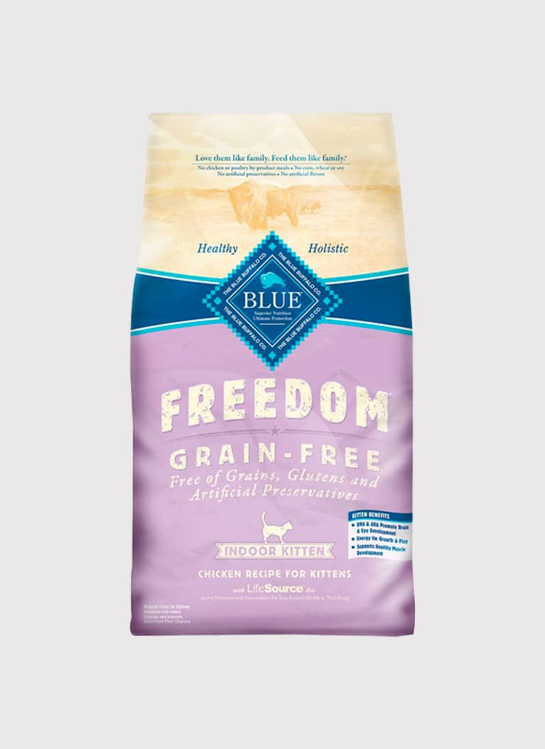 BLUE Freedom Grain-Free Indoor Chicken Recipe