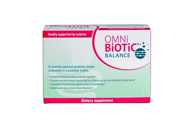 Omni-Biotic Balance – Microbiome Immune Support