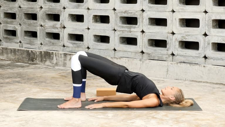 7 Yoga Poses For Cyclists & Spinners (Or People With Lower Back Pain)