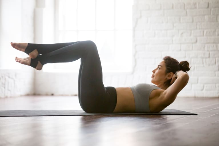The 5-Minute Core Workout You Can (And Probably Should) Do Every Day