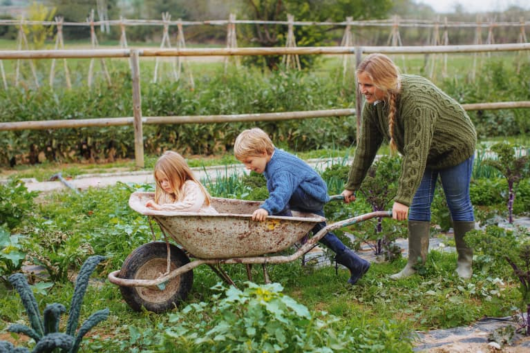 How To Teach Your Kiddos Important Sustainability Lessons