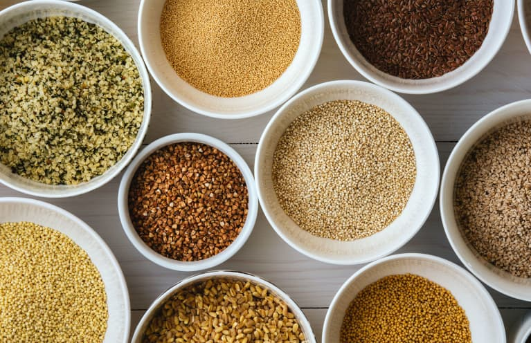 These 4 High-Protein Grains Are A+ For Making Your Meals More Filling