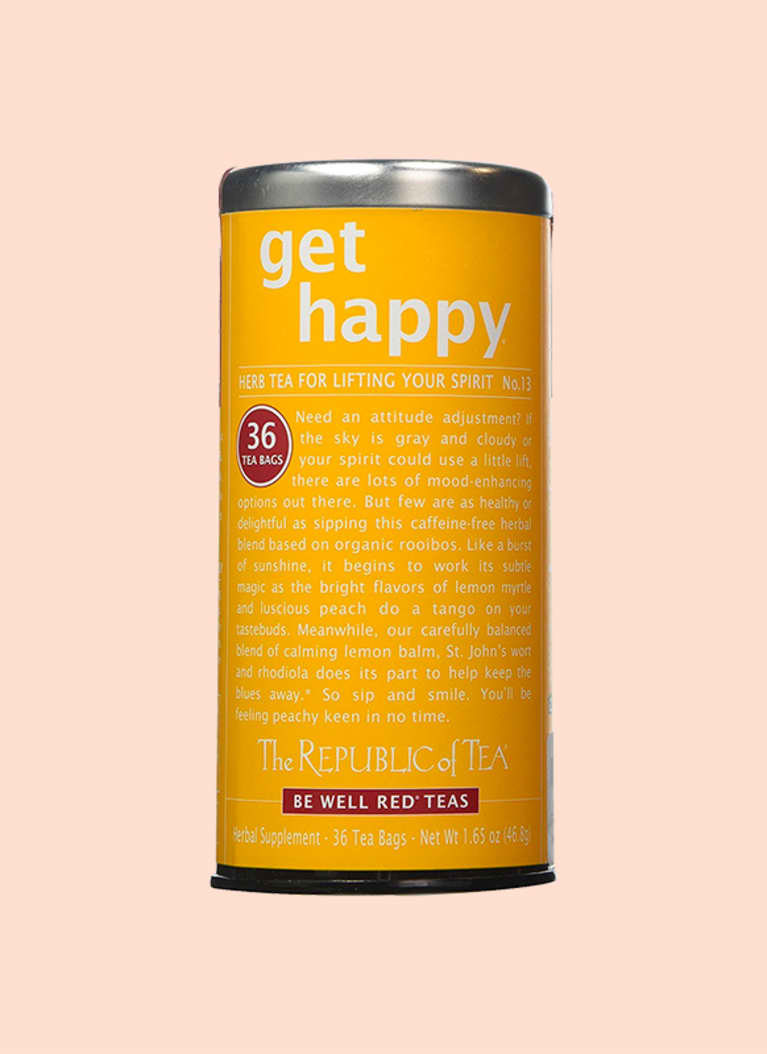 The Republic of Tea Get Happy