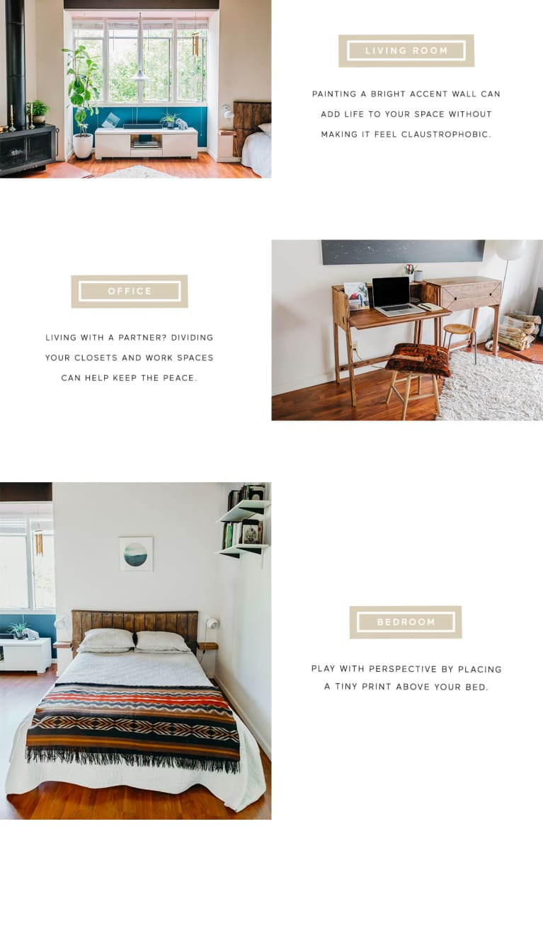 A Pro Declutterer Takes Us Through Her Studio Apartment — And Spills How She Keeps It So Tidy