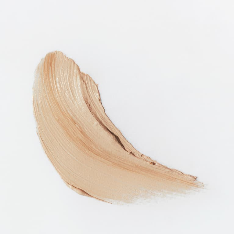 Swatch of Tinted Moisturizer