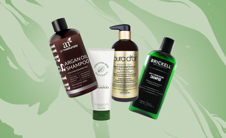 The 6 Best Natural Shampoos On Amazon, According To Customer Reviews