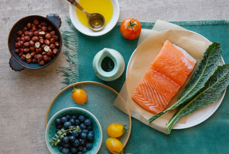 Eating A Mediterranean Diet May Help Curb Overeating And Weight Gain