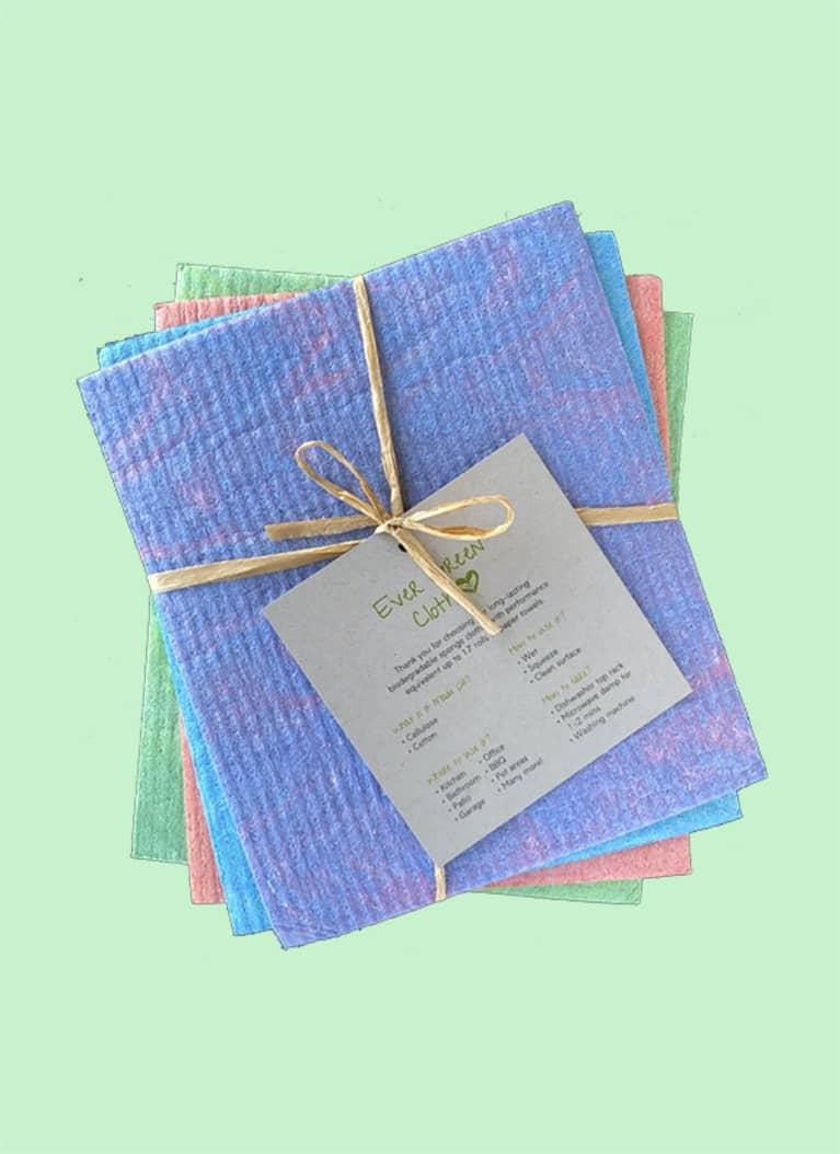 Ever Green Cloth reusable paper towels