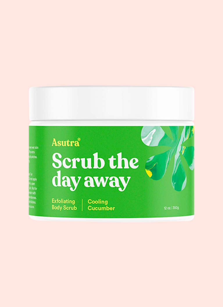 Astura Scrub The Day Away Cooling Cucumber